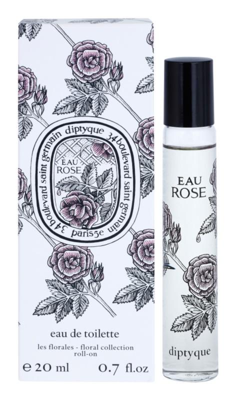 Diptyque Eau Rose eau de toilette pentru femei 20 ml