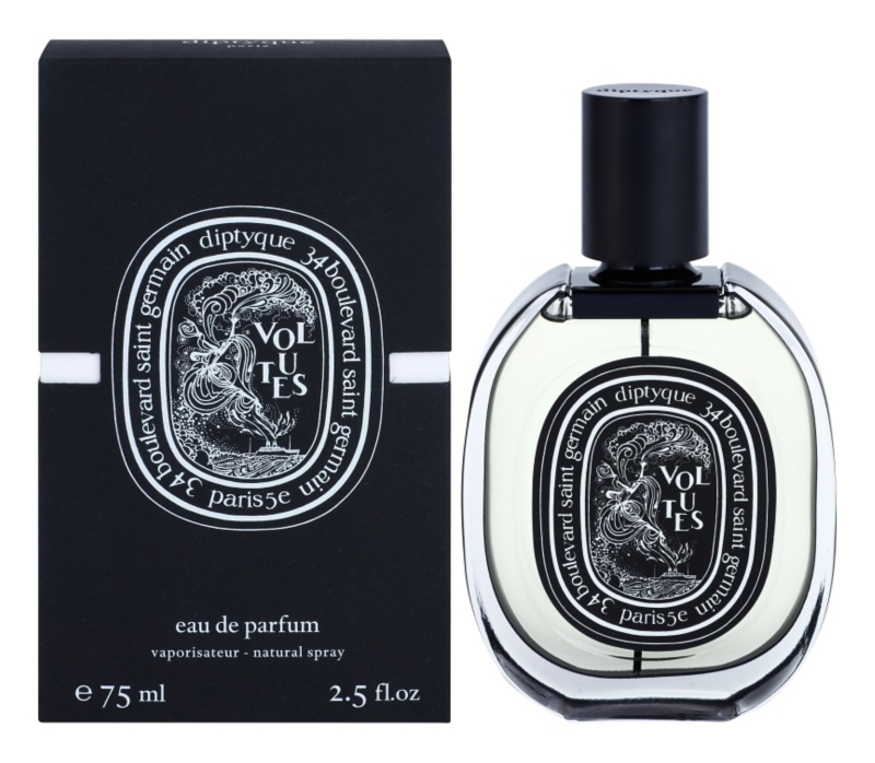 Diptyque Volutes Eau de Parfum unissexo 75 ml