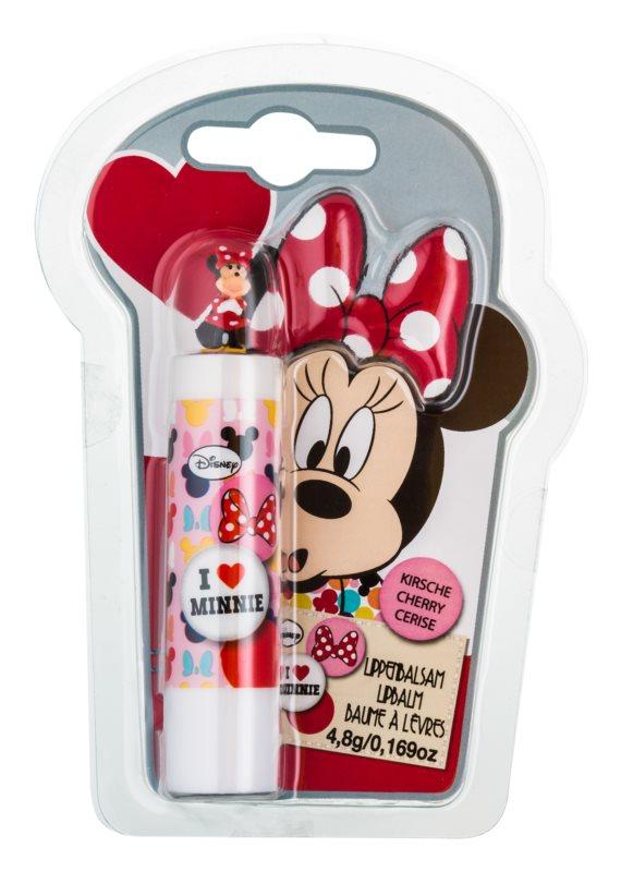 Disney Cosmetics Miss Minnie bálsamo de lábios