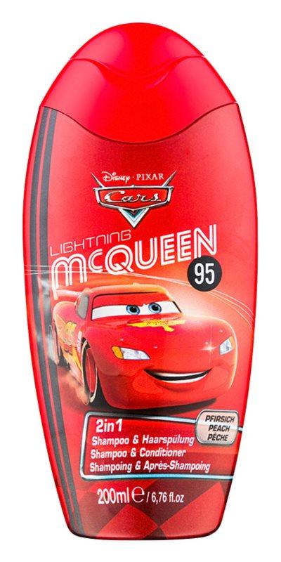 Disney Cosmetics Cars šampón a kondicionér 2 v1