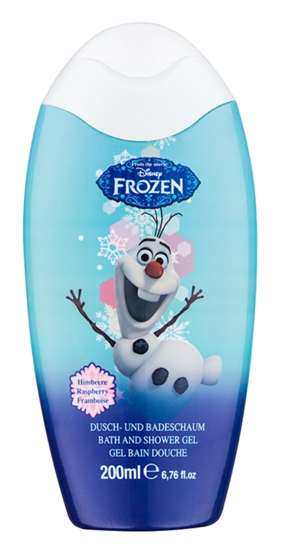 Disney Cosmetics Frozen pena za kopel in gel za prhanje 2v1
