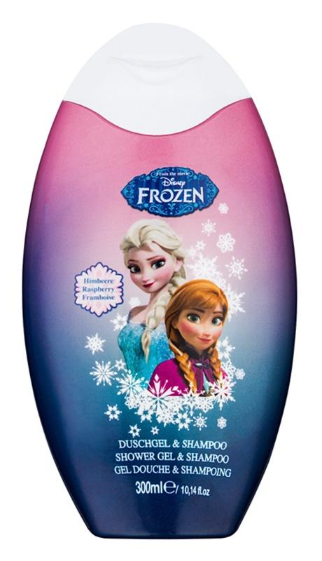 Disney Cosmetics Frozen gel de douche et shampoing 2 en 1