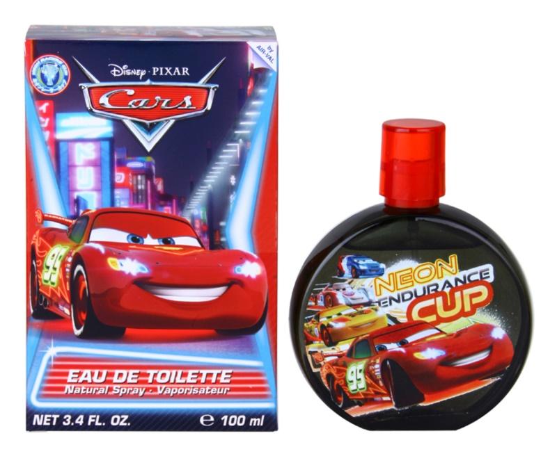 Disney Cars Eau de Toillete για παιδιά 100 μλ