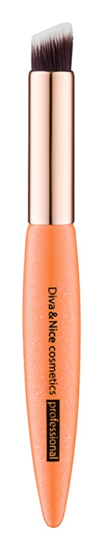 Diva & Nice Cosmetics Professional pinceau pour appliquer le fard à paupières