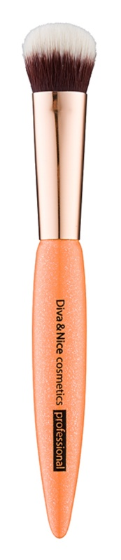 Diva & Nice Cosmetics Professional pincel para iluminador