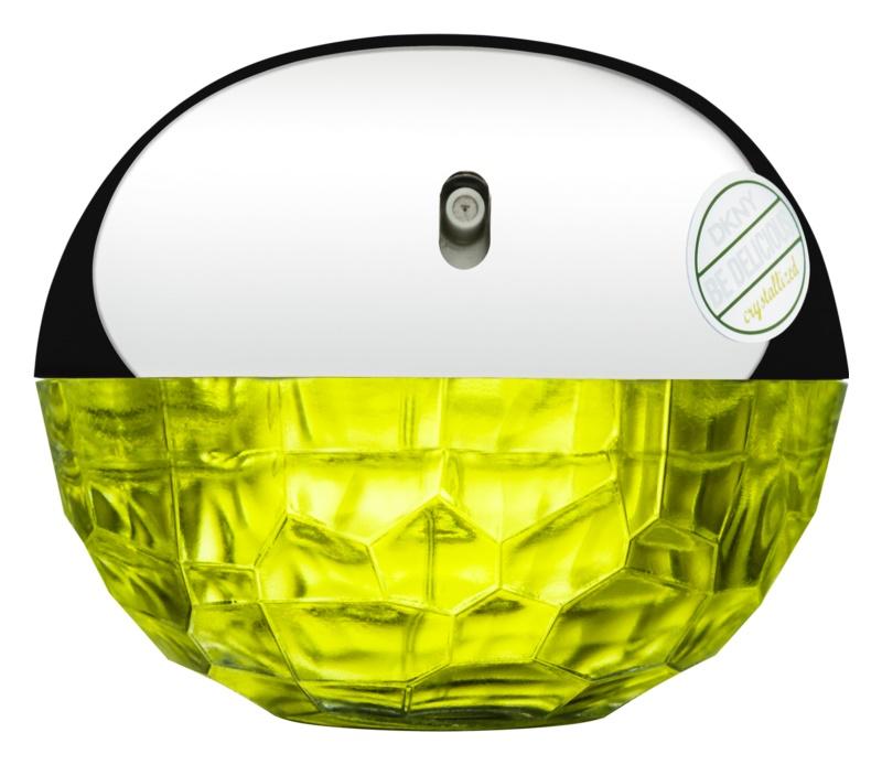 DKNY Be Delicious Crystallized eau de parfum pentru femei 50 ml
