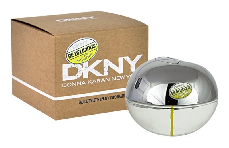 DKNY Be Delicious Eau de Toilette voor Vrouwen  50 ml