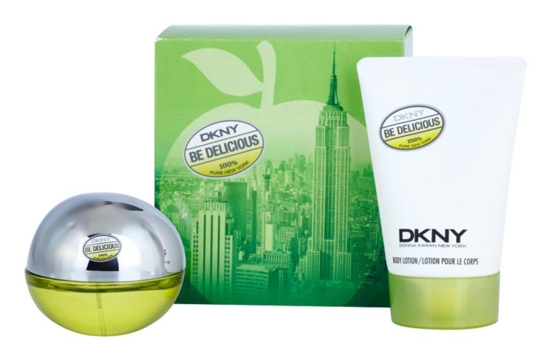 DKNY Be Delicious coffret cadeau XIII.