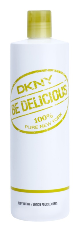 DKNY Be Delicious mleczko do ciała dla kobiet 475 ml