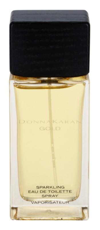 DKNY Gold Sparkling eau de toilette nőknek 50 ml