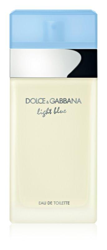 7833eab4754f9 Dolce   Gabbana Light Blue Eau de Toilette for Women 100 ml