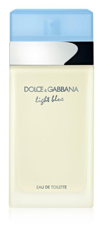 Dolce & Gabbana Light Blue Eau de Toilette voor Vrouwen  200 ml