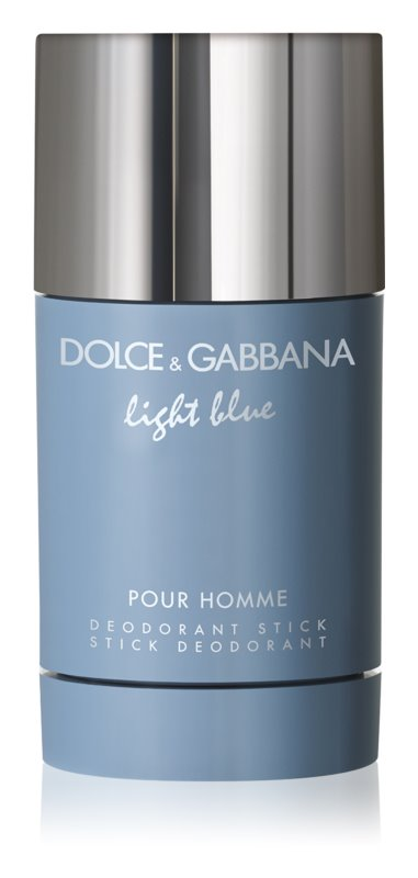 d3268fb3b3ae0 Dolce   Gabbana Light Blue Pour Homme desodorante en barra para hombre ...