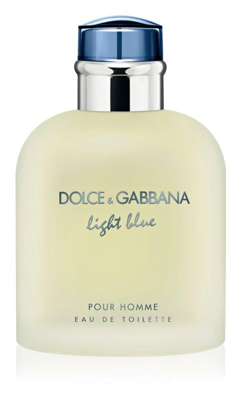 6b15e4290cc Dolce   Gabbana Light Blue Pour Homme Eau de Toilette for Men 125 ml
