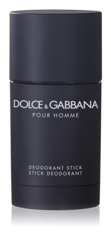 Dolce & Gabbana Pour Homme Deodorant Stick for Men 75 ml