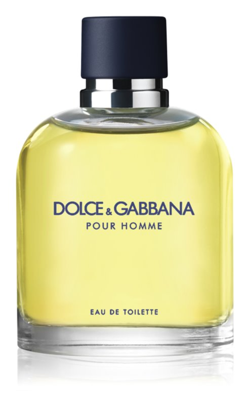 Dolce & Gabbana Pour Homme Eau de Toilette für Herren 125 ml