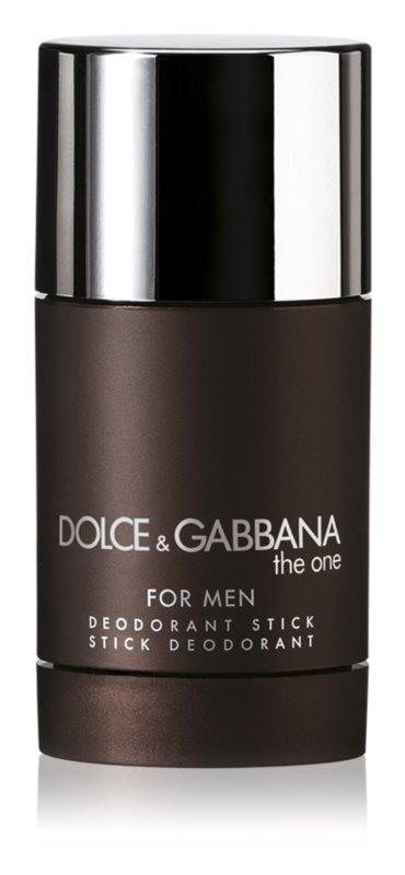 Dolce & Gabbana The One for Men dédorant stick pour homme 75 g
