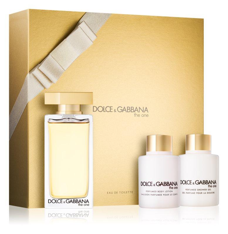 Dolce & Gabbana The One dárková sada