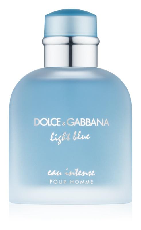 Dolce & Gabbana Light Blue Eau Intense Pour Homme Eau de Parfum for Men 100 ml
