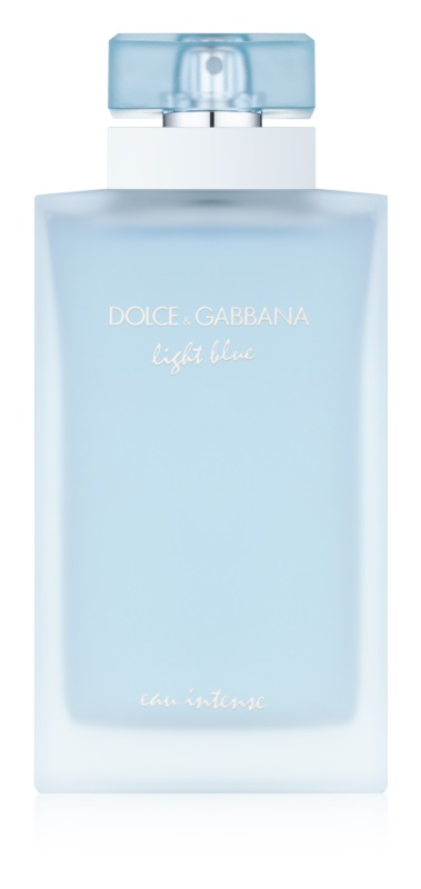 Dolce & Gabbana Light Blue Eau Intense Parfumovaná voda pre ženy 100 ml