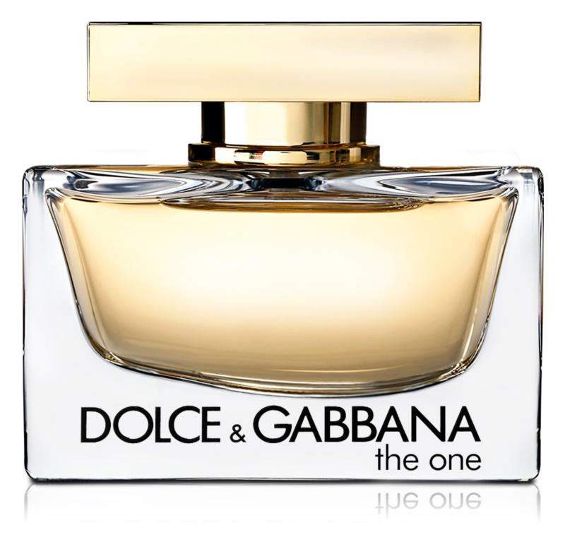 Dolce & Gabbana The One Eau de Parfum για γυναίκες 75 μλ