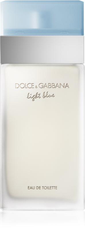 Dolce & Gabbana Light Blue eau de toilette pentru femei 100 ml