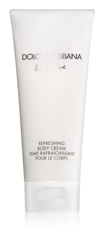 Dolce & Gabbana Light Blue Body Cream for Women 200 ml