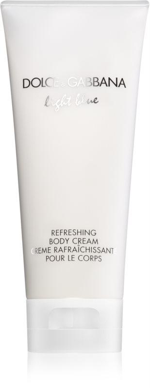 Dolce & Gabbana Light Blue crema de corp pentru femei 200 ml