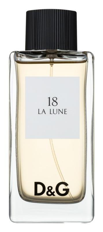 Dolce & Gabbana D&G La Lune 18 eau de toilette per donna 100 ml