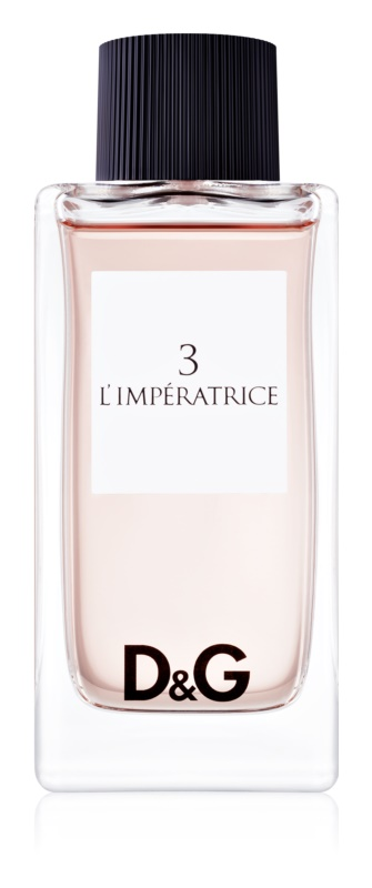 Dolce & Gabbana D&G Anthology L'Imperatrice 3 eau de toilette per donna 100 ml