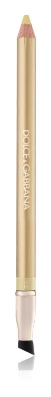 Dolce & Gabbana The Eyeliner tužka na oči s aplikátorem