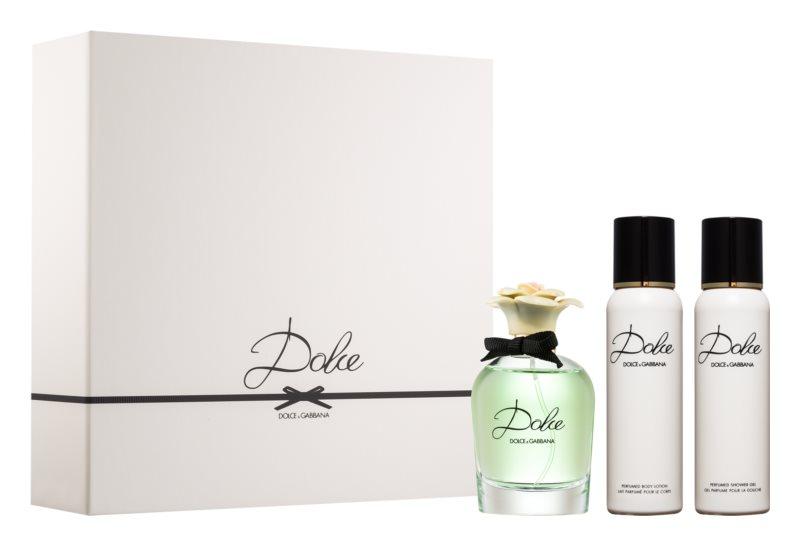 Dolce & Gabbana Dolce darilni set IV.