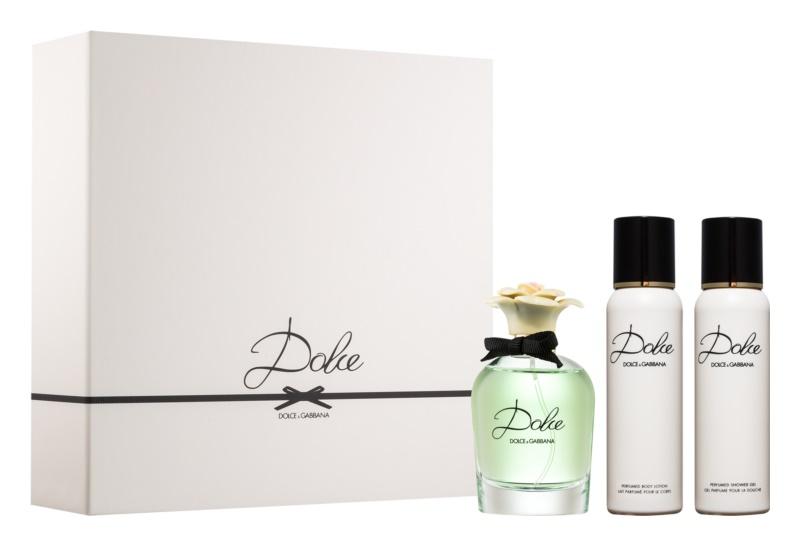 Dolce & Gabbana Dolce dárková sada IV.