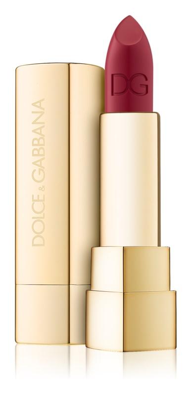 Dolce & Gabbana Classic Cream Lipstick зволожуюча помада