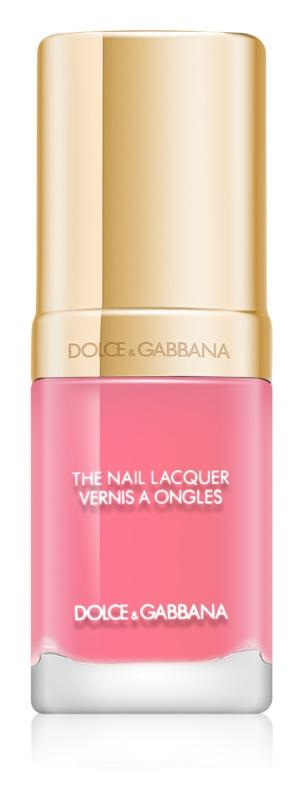Dolce & Gabbana The Nail Lacquer lak na nehty s vysokým leskem