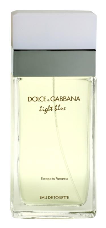 Dolce & Gabbana Light Blue Escape To Panarea туалетна вода тестер для жінок 100 мл