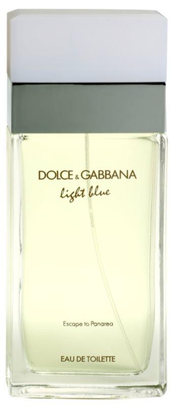 Dolce & Gabbana Light Blue Escape To Panarea eau de toilette teszter nőknek 100 ml