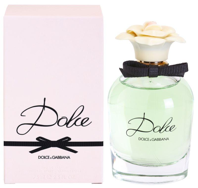 Dolce & Gabbana Dolce eau de parfum para mujer 75 ml