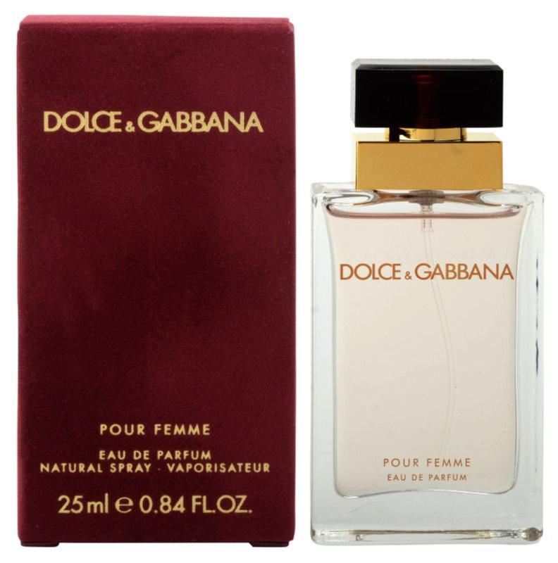 Dolce & Gabbana Pour Femme woda perfumowana dla kobiet 25 ml