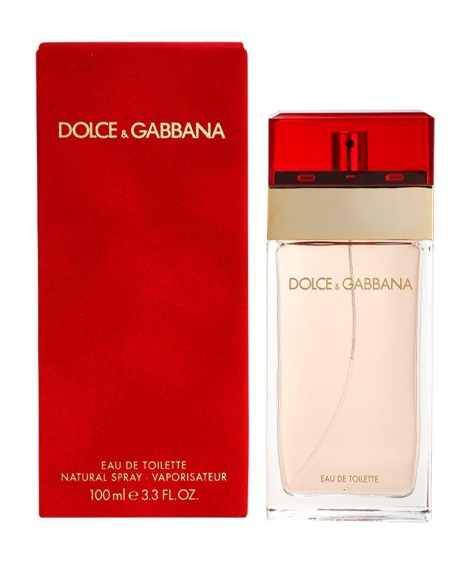Dolce & Gabbana D&G Eau de Toilette voor Vrouwen  100 ml