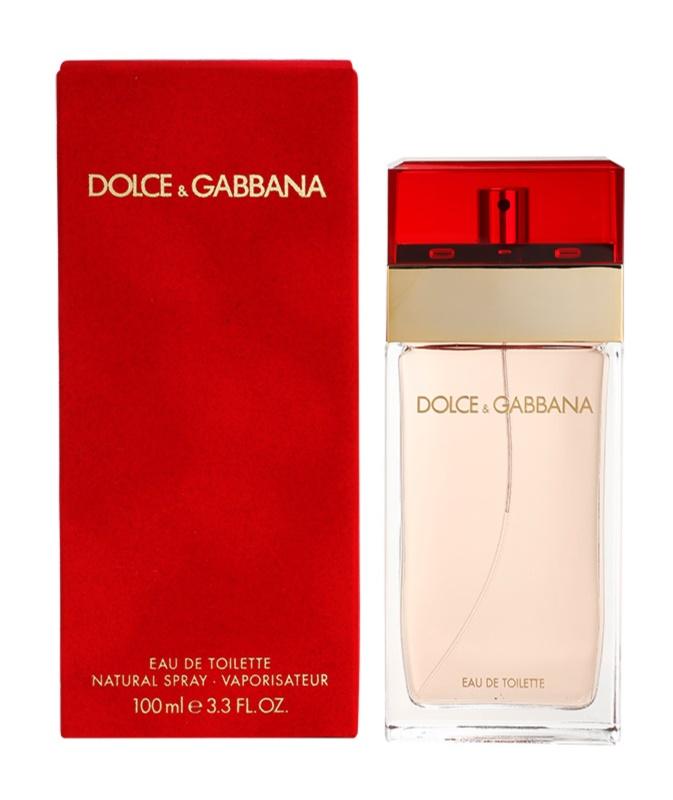 Dolce & Gabbana D&G toaletní voda pro ženy 100 ml