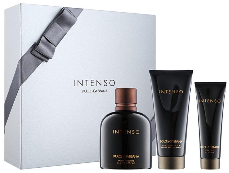 Dolce & Gabbana Pour Homme Intenso set cadou I.