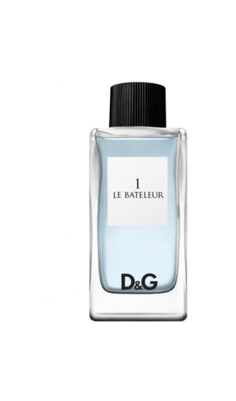 Dolce & Gabbana D&G Le Bateleur 1 toaletná voda pre mužov 100 ml