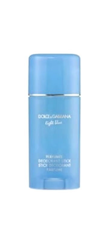 dolce gabbana light blue deodorant stick for women 50 ml. Black Bedroom Furniture Sets. Home Design Ideas