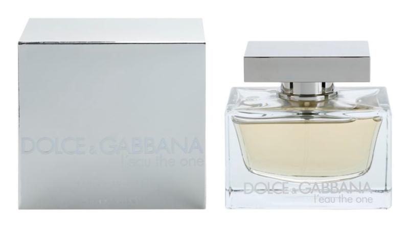 Dolce & Gabbana L'Eau The One toaletní voda pro ženy 75 ml