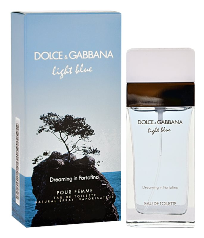 Dolce & Gabbana Light Blue Dreaming in Portofino Eau de Toilette für Damen 50 ml