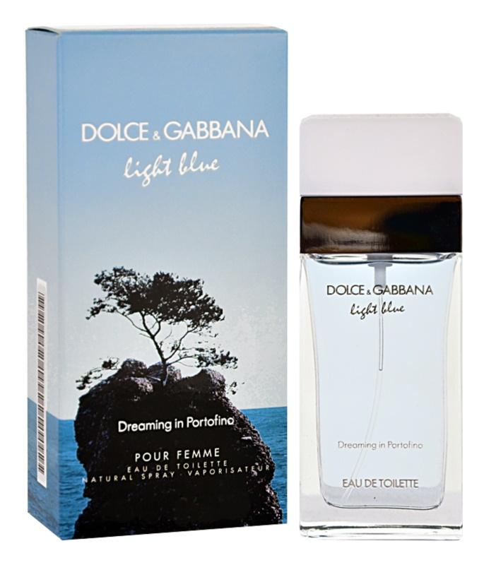 Dolce & Gabbana Light Blue Dreaming in Portofino toaletní voda pro ženy 100 ml