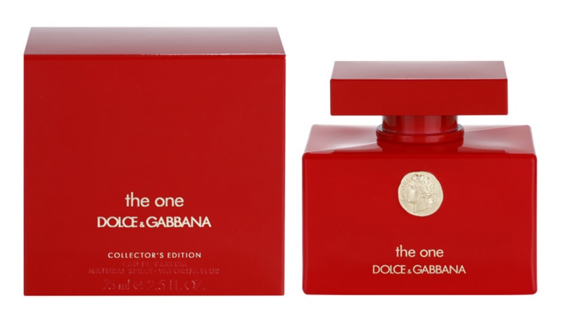 Dolce & Gabbana The One Collector's Edition eau de parfum nőknek 75 ml