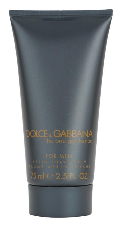 Dolce & Gabbana The One Gentleman balsam po goleniu dla mężczyzn 75 ml