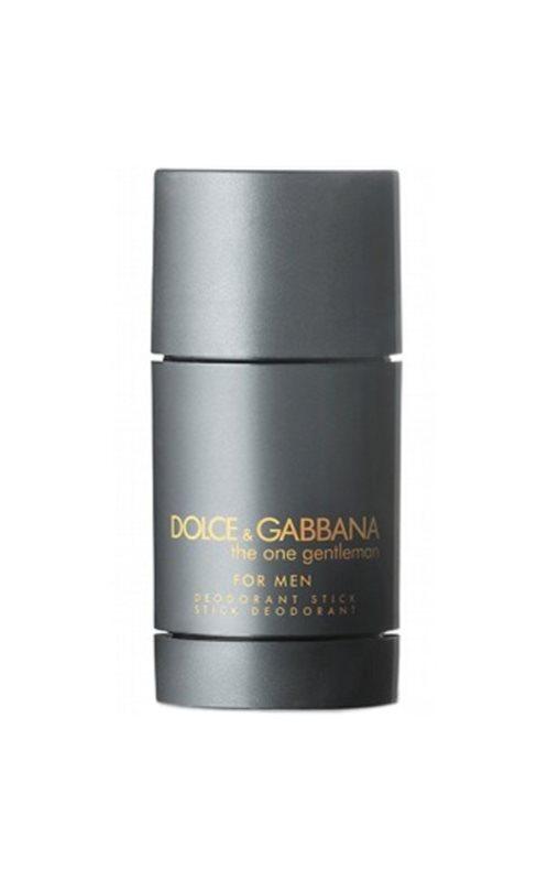 Dolce & Gabbana The One Gentleman дезодорант-стік для чоловіків 75 мл